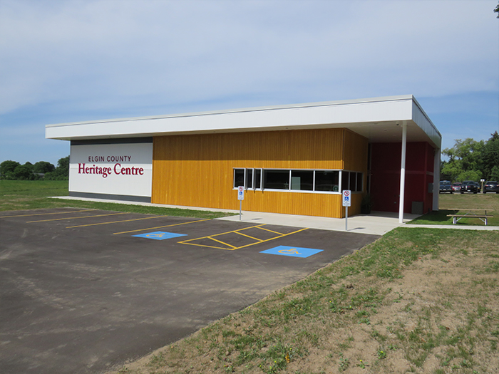 Elgin County Heritage Centre