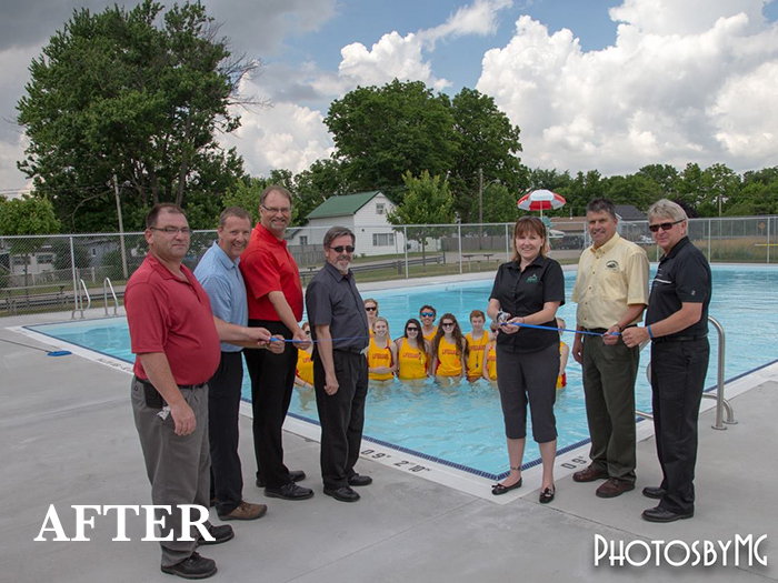 Jaycees Pool - St. Thomas